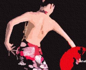 SHAKIRA <br>  Tänzerin