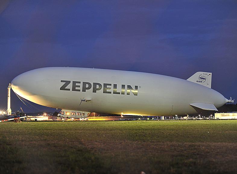 Zeppelin Hangar FN