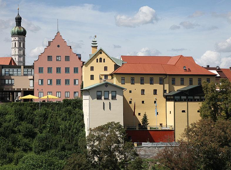 Altstadthotel Zieglerbräu
